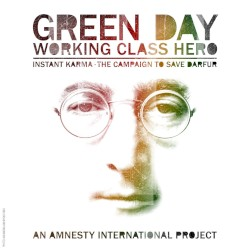 Working Class Hero by Green Day